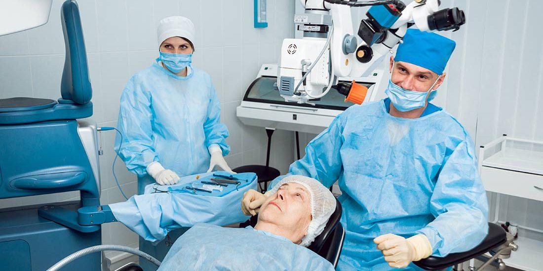 operacja zaćmy